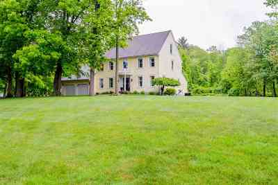 Pelham Single Family Home Active Under Contract: 4 Applewood Road