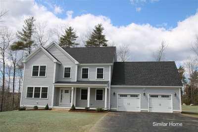 Nottingham Single Family Home For Sale: Lot 35 Maple Ridge Road #35