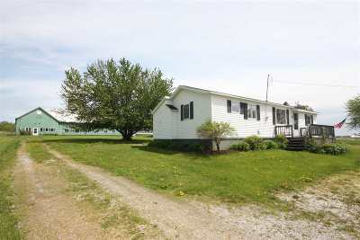 Alburgh Single Family Home For Sale: 151 (17) West Shore Road