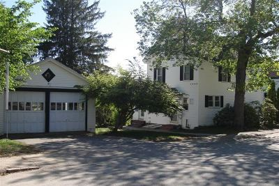 Somersworth Single Family Home For Sale: 178 High Street