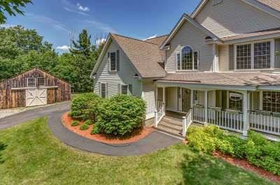 New Boston Single Family Home For Sale: 162 Wilson Hill Road