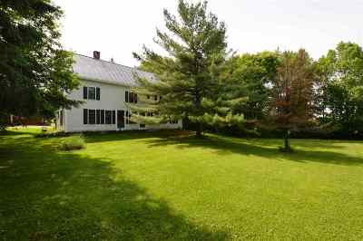 Charlotte Multi Family Home For Sale: 544 Ethan Allen Hwy