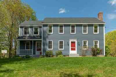 Single Family Home For Sale: 8 Smith Farm Road