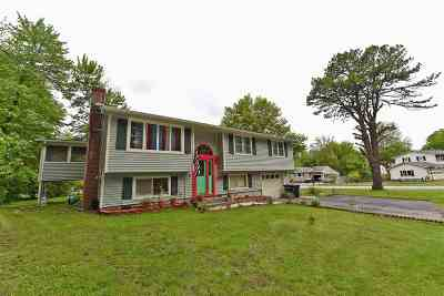 Essex Single Family Home For Sale: 24 Redwood Terrace