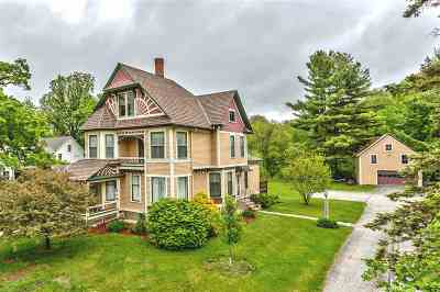 Milford Single Family Home For Sale: 84 Union Street