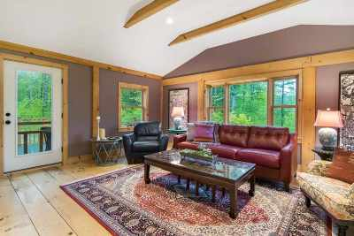 Ferrisburgh Single Family Home For Sale: 1836 Shellhouse Mountain Road