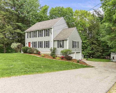 Newmarket Single Family Home For Sale: 46 Hersey Lane