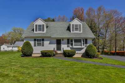 Goffstown Single Family Home Active Under Contract: 15 Ivy Street