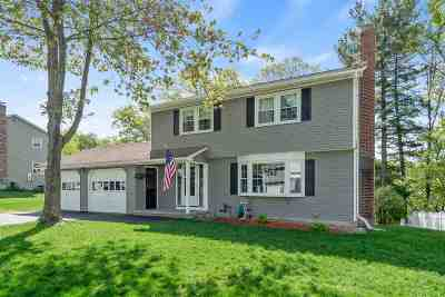 Nashua Single Family Home Active Under Contract: 29 Cannon Drive