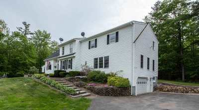 Dunbarton Single Family Home Active Under Contract: 20 Old Hopkinton Road