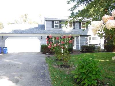 Rutland, Rutland City Single Family Home For Sale: 3 Orchard Drive
