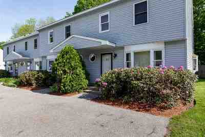Milford Condo/Townhouse Active Under Contract: 62 Birchwood Drive