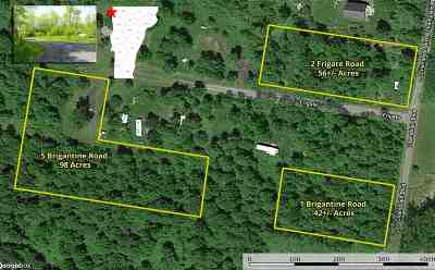 Grand Isle County Residential Lots & Land For Sale: 2 Frigate Road