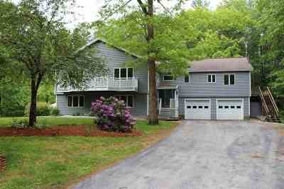 Hollis Single Family Home For Sale: 36 Nartoff Road
