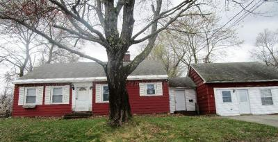 Somersworth Single Family Home For Auction: 3 Bennett Street