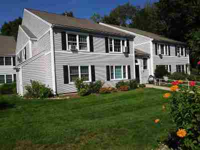 Condo/Townhouse Active Under Contract: 50 Brookside Drive #E-1