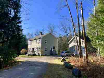Woodstock  Single Family Home For Sale: 65 Russell Farm Road
