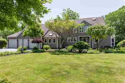 Hollis Single Family Home For Sale: 98 Dow Road