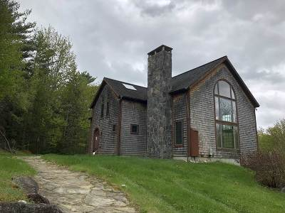 Belknap County, Carroll County, Cheshire County, Coos County, Grafton County, Hillsborough County, Merrimack County, Rockingham County, Strafford County, Sullivan County Single Family Home For Sale: 176 Kearsarge Mountain Road