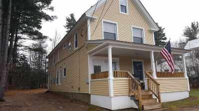 Conway Multi Family Home For Sale: 213 East Main Street