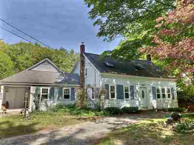 Newbury Single Family Home For Sale: 189 South Road
