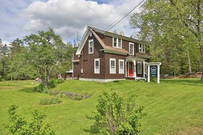 Lancaster Single Family Home For Sale: 64 Portland Street