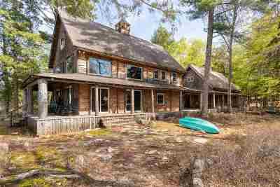 Gilford Single Family Home For Sale: Mark Island