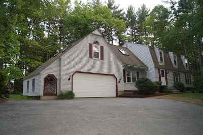 Windham Single Family Home Active Under Contract: 30 Sharon Road