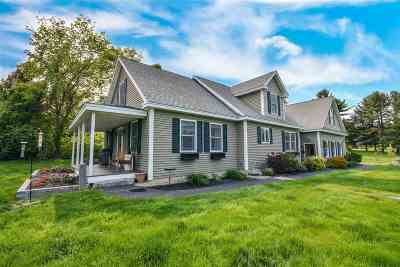 Rollinsford Single Family Home For Sale: 1 Ross Road