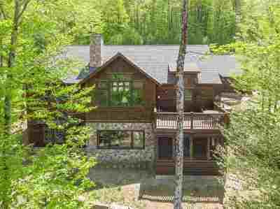 Lincoln NH Single Family Home For Sale: $875,000