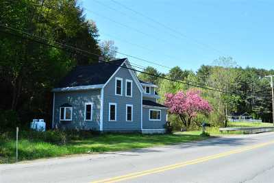 Lisbon Single Family Home For Sale: 400 Dartmouth College Road