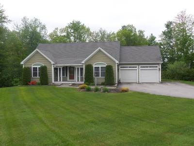Chichester Single Family Home For Sale: 1 Limerick Drive