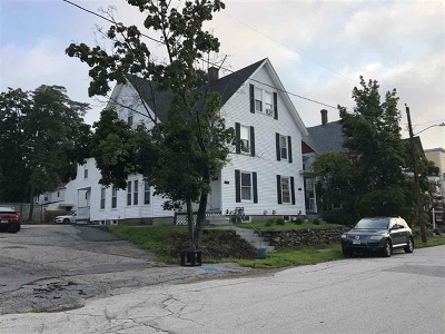 Manchester Multi Family Home For Sale: 340 Pearl Street