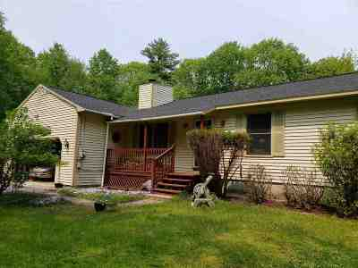 Loudon Single Family Home Active Under Contract: 43 Oak Hill Drive