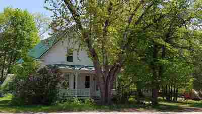Conway Single Family Home For Sale: 109 Pleasant Street