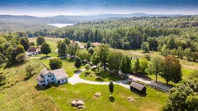 Merrimack County Single Family Home For Sale: 248 Huntington Road
