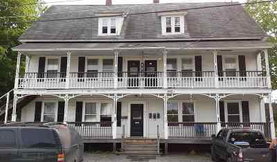 Multi Family Home Active Under Contract: 11 Ammonoosuc Street