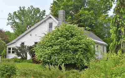 Single Family Home For Sale: 398 Parker Road