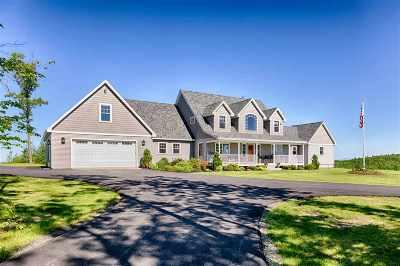 Alton NH Single Family Home For Sale: $1,395,000