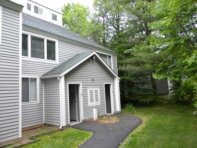 Waterville Valley Rental For Rent: 12 Tecumseh Townhouse Unit 12 Way