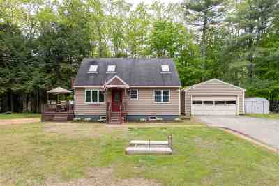 Gilford Single Family Home Active Under Contract: 97 Liberty Hill Road