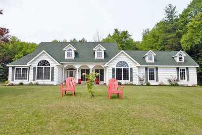 Danby Single Family Home For Sale: 105 Creamery Brook Road