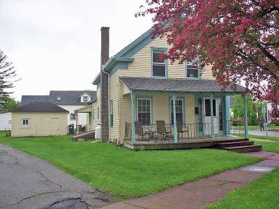 Rutland, Rutland City Single Family Home For Sale: 116 Franklin Street