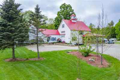 Candia Single Family Home For Sale: 80 Raymond Road