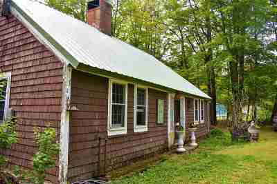 Hillsborough Single Family Home For Sale: 384 E Washington Road