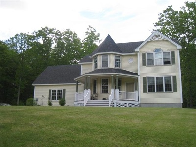 Chichester Single Family Home Active Under Contract: 60 Connemara Drive