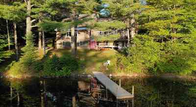Merrimack County Single Family Home For Sale: 1745 Little Sunapee Road