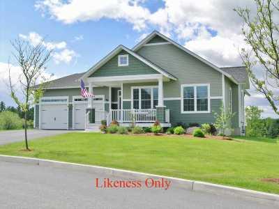 Shelburne Single Family Home For Sale: 46 Mount Philo Road