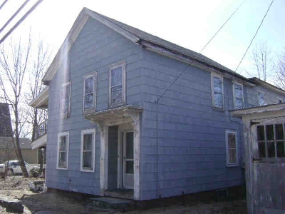 Multi Family Home For Sale: 36-38 Exeter Road