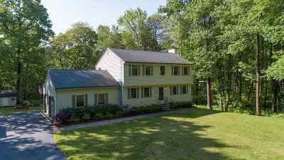 Hudson Single Family Home Active Under Contract: 24 Lenny Lane